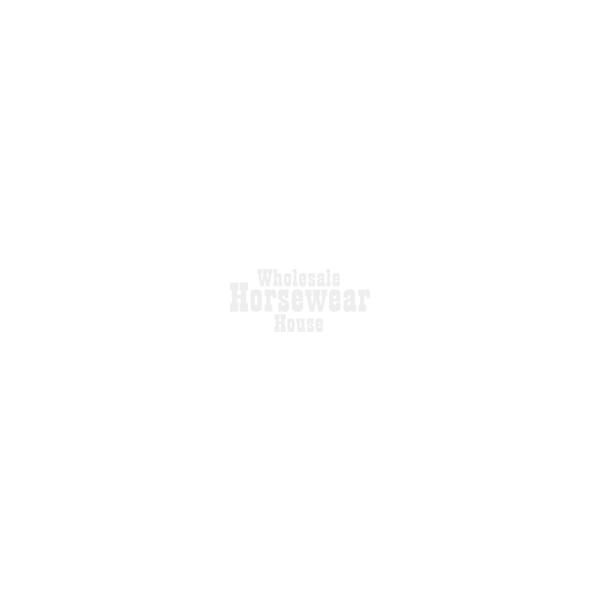 Woollen check saddlecloth-1